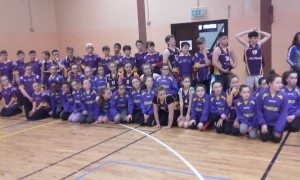 Spikeball Blitz, Roscommon, 23rd January 2018