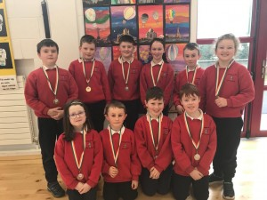 Longford South CG Art Winners
